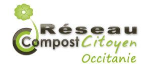 Logo du Réseau Compost Citoyen Occitanie